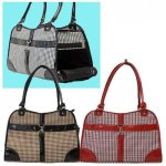 Dog-Cat-Red-Houndstooth-Pet-Carrier-Small-0-0