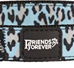 Friends-Forever-Pattern-Dog-Collar-for-Dogs-Fashion-Print-Leopard-Zebra-Cute-Puppy-Collar-Available-in-Size-SmallMediumLarge-0-0