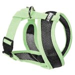 Gooby-Active-X-Head-in-Harness-Choke-Free-Small-Dog-Harness-with-Synthetic-Lambskin-Soft-Strap-0