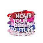 HOWS-YOUR-DOG-Fab-Glitter-Name-Me-Personalized-Collar-for-Dogs-and-Cats-Free-Swarovski-Crystal-Letters-included-Pearl-Pink-0