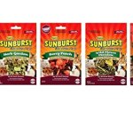 Higgins-Sunburst-Small-Animal-Treats-5-Flavor-Variety-Bundle-1-Each-Veggie-Garden-Herb-Garden-Berry-Patch-Veggie-Stix-and-Wild-Flower-Meadow52-5-Ounces-Each-0