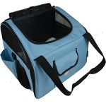 JANMO-Pet-Gear-Bike-Basket-Carrier-Airline-Approved-with-soft-mat-comfortable-pet-carrier-for-car-bicycle-travelling-pet-bag-for-bikeLarge-Size-0-0