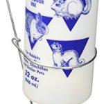 KordonOasis-Novalek-SOA80850-Frosted-All-Weather-Rabbit-Water-Bottle-32-Ounce-0