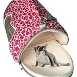 Leeotia-Small-Pet-Carrier-Bag-Animal-Outgoing-Bag-with-Shoulder-Strap-Portable-Travel-Handbag-Backpack-for-Hedgehog-Hamster-Mouse-Rat-Sugar-Glider-Squirrel-Chinchilla-Rabbit-0-2