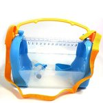 MARBOL-Hamster-Bird-Plastic-Cage-Outdoor-Travel-Carrier-For-Small-Animals-0