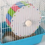 MMdex-Colorful-Pet-Exercise-Running-Wheel-Toy-with-75-Diam-for-Hamster-Mouse-Rat-Mice-0-1