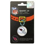 NFL-Dog-ID-TAG-Smart-Pet-Tracking-ID-Tag-Best-Retrieval-System-for-Dogs-Cats-or-Any-Object-Youd-Like-to-Protect-Licensed-Football-Logo-Engraved-Available-in-32-NFL-Teams-0-1