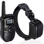 OxGord-Rechargeable-Waterproof-LCD-100LV-Shock-Remote-Training-Collar-330-yd-0-0