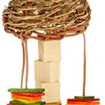 Paradise-Basket-Twister-Pet-Toy-6-by-12-Inch-0