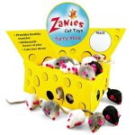 Pet-Edge-Zanies-Cheese-Wedge-Display-Box-with-60-Furry-Mice-Toys-for-Cats–Mouse-Measures-3-in-Length-Including-Tail-0