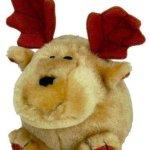 Petmate-291193-Booda-Squatter-Moose-Toy-for-Pets-Medium-0