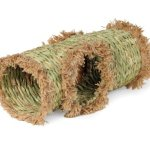 Prevue-Hendryx-1098-Natures-Hideaway-Grass-Tunnel-Toy-0