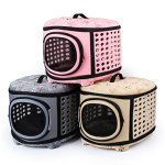 QZBAOSHU-Cat-Carrier-Travel-Kennel-for-Cats-Small-Dogs-Puppies-Rabbits-18LX14WX12H-0