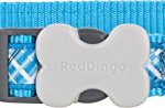 Red-Dingo-DC-FN-TQ-25-Flanno-Dog-Collar-Large-Turquoise-0