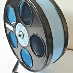 SUGAR-GLIDERHAMSTER-8-JUNIOR-WODENT-EXERCISE-WHEEL-IN-LIGHT-BLUE-WITH-BLACK-PANELS-0