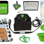 TSA-Fast-Pass-In-Cabin-Pet-Airline-Travel-Accessory-Kit-GREEN-0