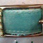 White-Opals-Capri-Blue-Crystal-Rhinestone-Fancy-Velvet-Dog-Cat-Pet-Collar-0-0