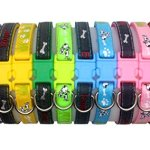 YOY-12-pcsset-Soft-Nylon-Puppy-Whelping-ID-Collars-Adjustable-Reusable-Washable-Baby-Dog-ID-Bands-Pet-Identification-for-Breeders-Neck-8-14-0-4