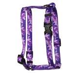 Yellow-Dog-Design-Camo-Purple-Roman-Style-H-Dog-Harness-0