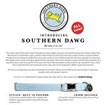 Yellow-Dog-Design-Southern-Dawg-Seersucker-Dog-Collar-Made-in-The-USA-by-Size-0-1