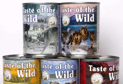 Nature's Wild Dog Food