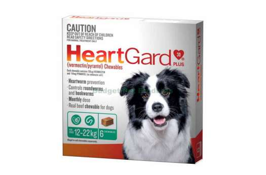 Heartgard Plus For Dogs 26 50 Lbs