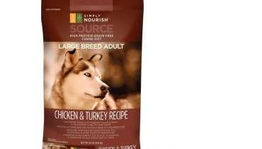 Simply Nourish Source Dog Food