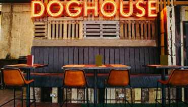 Dog House Restaurant Menu