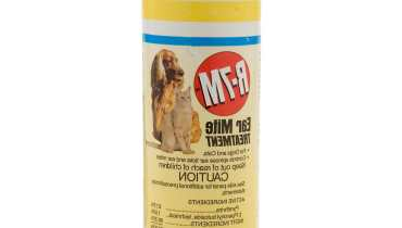 Ear Mite Treatment For Dogs