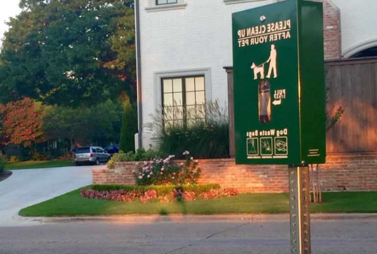 Dog Poop Stations For Home