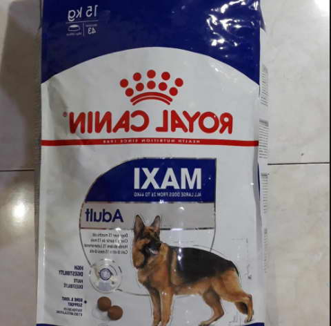 Royal Canin German Shepherd Adult Dogs Food