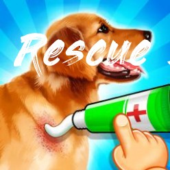 Pet Vet Doctor: Cats & Dogs Rescue - Free Kids Game App Ranking  - Rescue Dogs