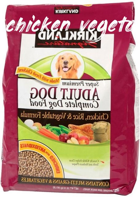 Everything that you should know chicken vegetables and rice for dogs