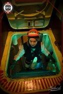 Shipwright Salomon of the Life support crew. Photo: John-Paul Bichard (CC-NC-ND)