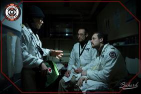 Celestra medical staff. Photo: John-Paul Bichard (CC-NC-ND)