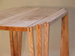 Detail Three Batten Table