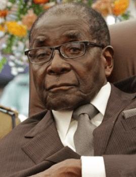 R. Mugabe, president och regeringschef.