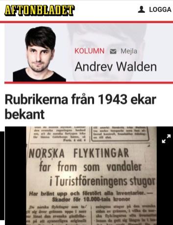 Aftonbladet samma mönster