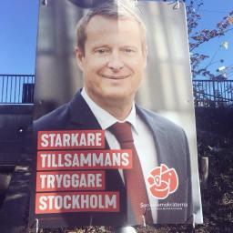 Socialdemokraterna Anders Ygeman