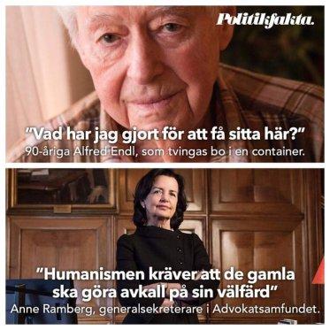 Politikfakta Anne Ramberg Humanism