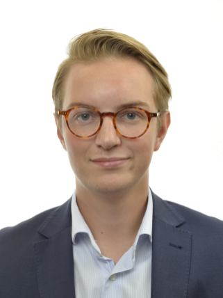 Jonny Cato, centerpartiet, pressbild Riksdagen