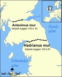 Hadrianus mur 4