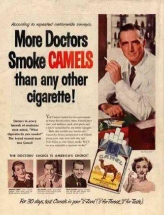 Cigarettreklam