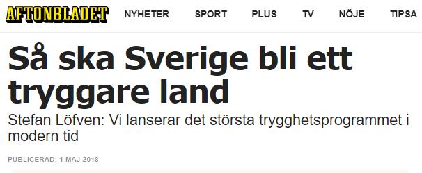 Aftonbladet_Stefan_Löfven_trygghet