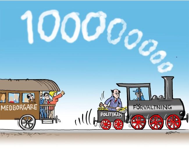 Jeander tåg