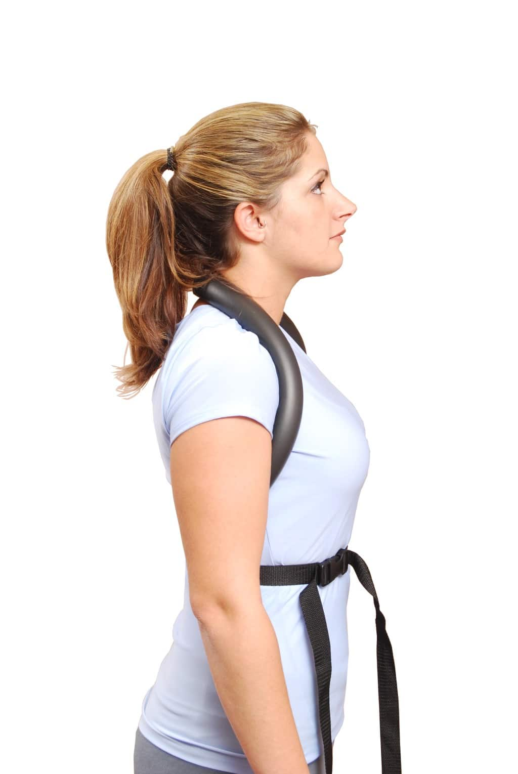 pettibon wobble chair lift medicare cervical lordosis posture strap the system