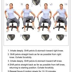 Portable Wobble Chair Exercises Fisher Price Space Saver High Replacement Cover Therapeutic The Pettibon System