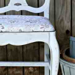 Chair Seat Cover Fabric Haworth Very Task Easy No-prep Chalk Finish Made To Match Fabrics
