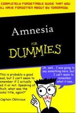 amnesia-for-dummies