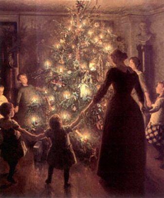 christmas-card-vintage-tree-mom
